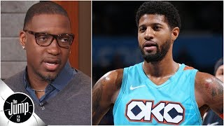 OKC Thunder are the second best team in the West - Tracy McGrady   The Jump