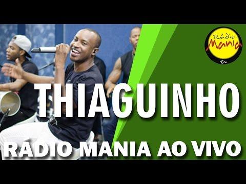 Rádio Mania - Thiaguinho - Mais Forte Que Eu