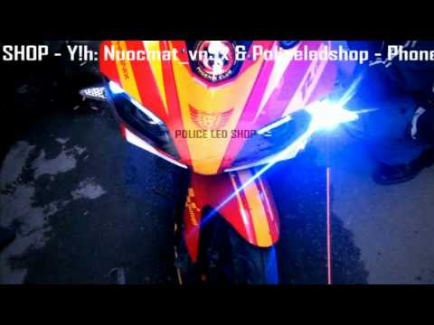 Phoenix R175 Club : LED POLICE Style 1in1
