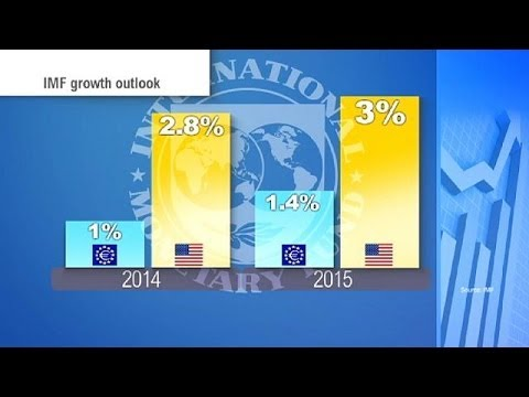 IMF raises global growth forecast, warns of low inflation and weak, uneven recovery - economy