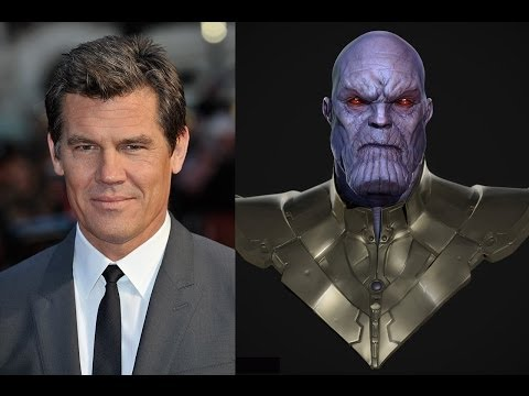 Josh Brolin To Play Marvel Villain Thanos