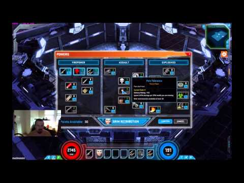 Marvel Heroes patch 1.31 The Punisher Skill changes and