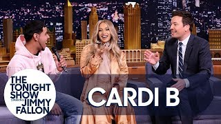 Cardi B Records a Custom Voicemail Message for a Fan