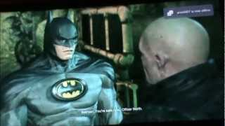 Batman: Arkham City- SECOND RIDDLER HOSTAGE Guide(Enigma
