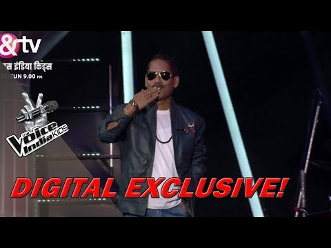 Manashi's Dad Shocking Makeover | Moment | The Voice India Kids - Season 2