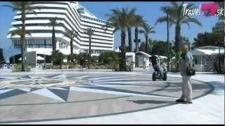 Titanic Beach Resort Hotel***** Antalya, Lara, Turecko