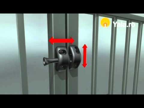 Zavoare magnetice porti metalice MagnaLatch Side Pull - Yala.ro