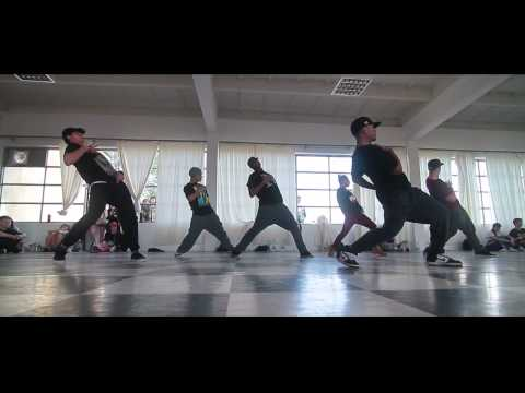 XL Summer Dance Intensive by FNF 2011 - Lee Daniel class #2