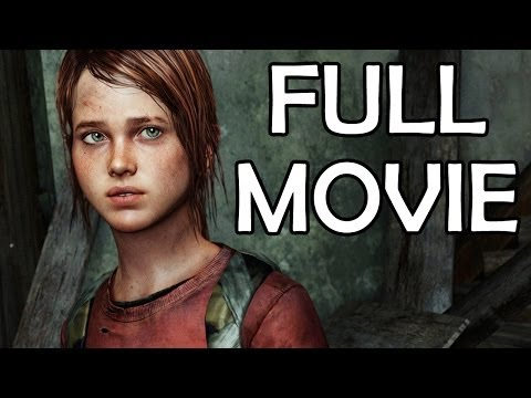 The Last Of Us - The Movie (Marathon Edition) - All Cutscenes/Story With Gameplay (HD)