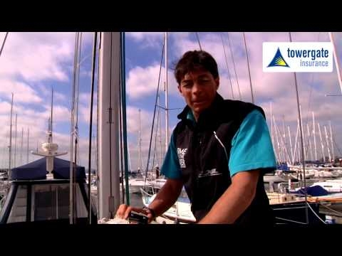 Boat & Yacht Maintenance - Part 3 of the guide from Towergate Insurance