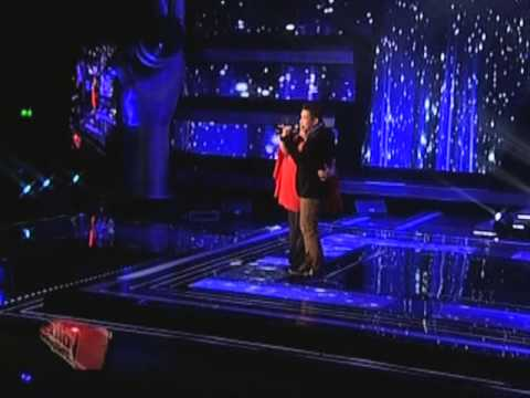 THE VOICE Philippines : Thor & Janice Javier duet 'UMAGANG KAY GANDA' Live Performance