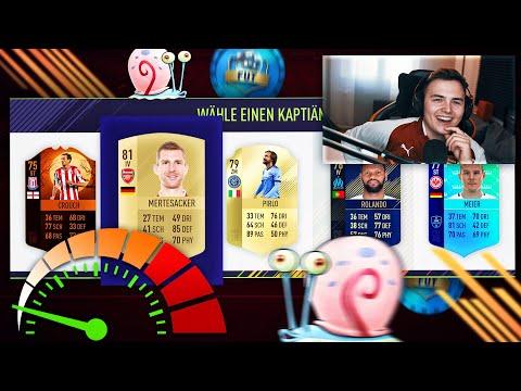 FIFA 18: Das LANGSAMSTE FUT DRAFT 🤐   FUT DRAFT CHALLENGE DEUTSCH
