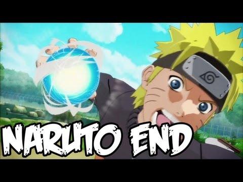 Naruto Shippuden Ultimate Ninja Storm Generations Walkthrough Part 5 - Naruto ENDING