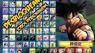 Dragon Ball: Battle Of Z : Como Desbloquear Todos Os