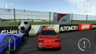 Forza 4 Car Soccer Tips & Tricks To Win