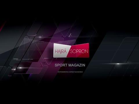 Fegyverneky Zsófia SopronTV interjú (11.28)