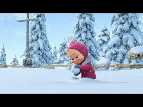 Cô bé masha và chú gấu xiếc   Cô bé siêu quậy và chú gấu xiếc   Masha và người tuyết