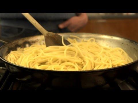 Шпагетите можат и да се пржат!