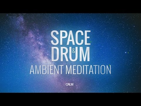 Spacedrum Kundalini Music Awakening Meditation - Meditative Drumming 30min | Calm