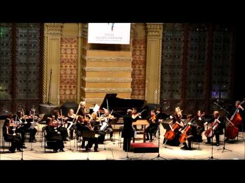 Alain Crepin Saxflight (with chamber orchestra, Alain Crepin, conductor and soloist )