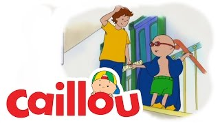 Caillou Caillou Beats The Heat (S02E03)
