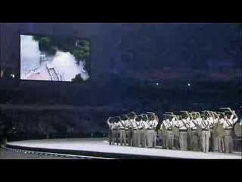 athens 2004 opening ceremony dvd