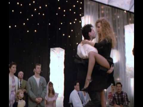 The Experts 1989 - Dance Sequence, Travolta vs Preston ...