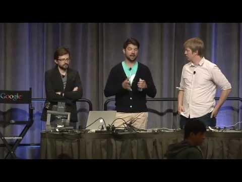 Google I/O 2014 - Material design in Google Play