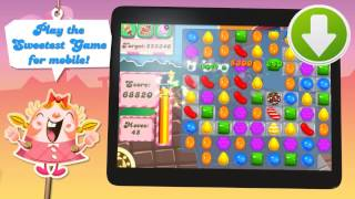Candy Crush Saga Download Candy Crush For PC!