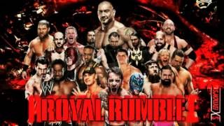 """2014: WWE Royal Rumble Official 24th Theme Song """"We Own It"""