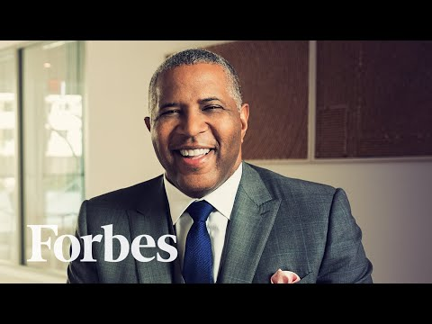Billionaire Robert Smith Explains The 2% Solution To Structural Racism In America | Forbes