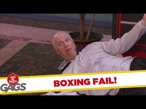 Boxing Demonstration FAIL!
