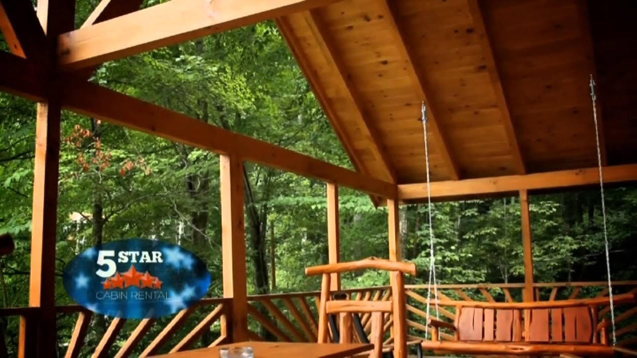 5 Star Cabin Rental Cabin Rental Natural Bridge Red