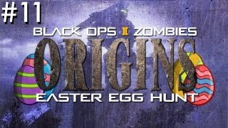 Origins Zombies Easter Egg Hunt #11: Ice Staff Upgrade