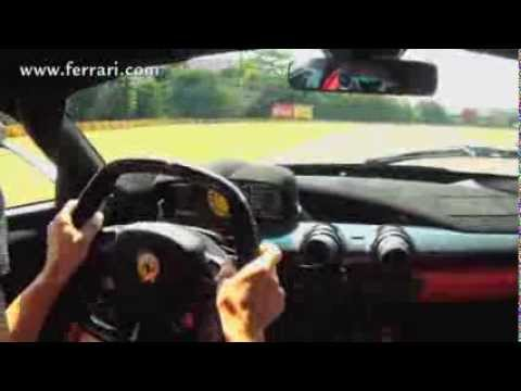 Ferrari LaFerrari: LOUD Sound & Acceleration - Test Drive Fernando Alonso