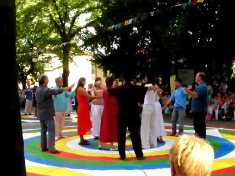 Vajra Dance Demostration 3