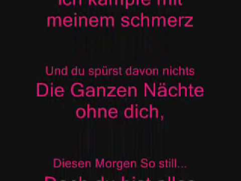 Leona Lewis - Bleeding Love German Lyrics