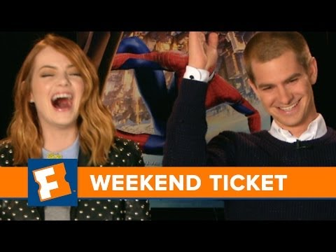 The Amazing Spider-Man 2 - Guest: Emma Stone, Andrew Garfield | Weekend Ticket | FandangoMovies