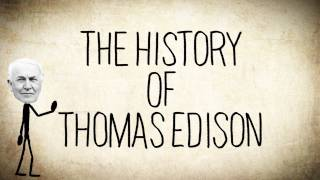 A short  story of Thomas Edison