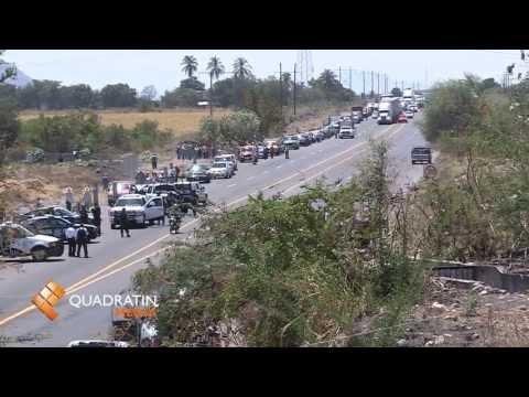 Alerta general en bases de la PF en Michoacán