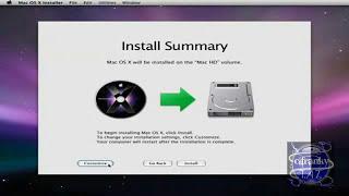 Como Descargar E Instalar Mac OS X Leopard X86 En Una PC