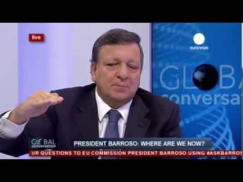José Manuel Barroso pour Global Conversation