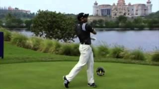 Golfistas profesionales muy molestos