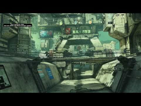 Hawken: игра про роботов с видом из кабины.