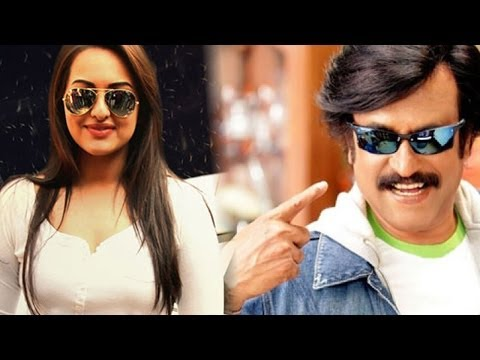 Sonakshi Sinha Happy To Be Doing Lingaa With Rajinikanth