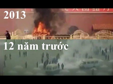 [Tin cấm TQ] Đằng sau những vụ nổ xe và tự thiêu tại Thiên An Môn