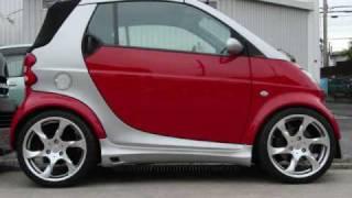 mcc Smart Cabrio Evolution