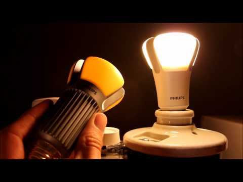 World's Most Efficient Light Bulb - Philips L-Prize LED Bulb