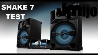 Sony SHAKE-7 - Juanmanuelijo TEST