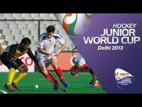France vs Malaysia - Men's Hero Hockey Junior World Cup India Semi Final 1 [13/12/2013]
